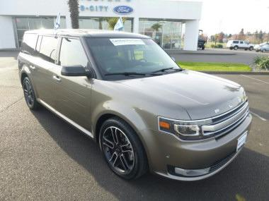 2013 Ford Flex Limited SUV for sale in Woodburn for $36,747 with 28,064 miles