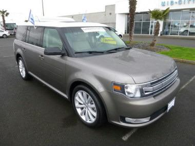 2013 Ford Flex SEL SUV for sale in Woodburn for $30,747 with 20,117 miles