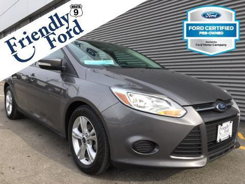2014 Ford Focus SE Hatchback for sale in Poughkeepsie for $15,234 with 15,179 miles