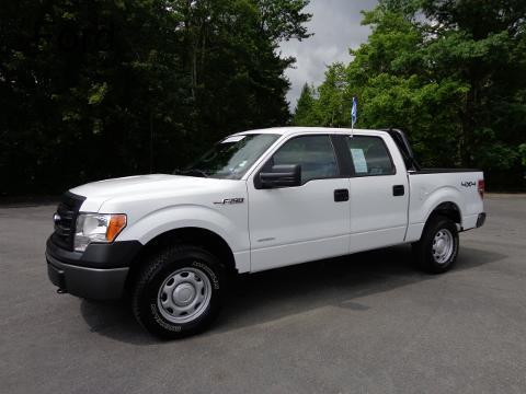 2013 Ford F150 XL Crew Cab Pickup for sale in Beckley for $29,744 with 1,262 miles.
