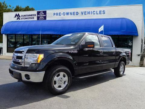 2014 Ford F150 XLT Crew Cab Pickup for sale in Beckley for $33,944 with 11,282 miles.
