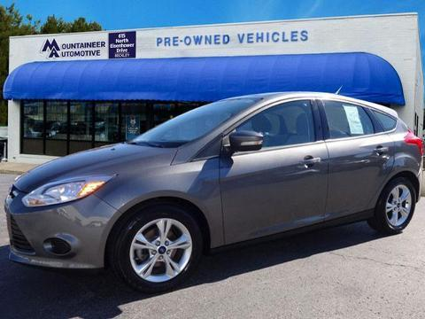 2013 Ford Focus SE Hatchback for sale in Beckley for $16,986 with 28,262 miles.