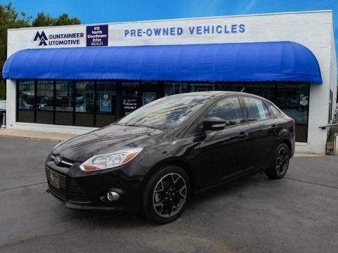 2013 Ford Focus SE Sedan for sale in Beckley for $18,999 with 17,283 miles