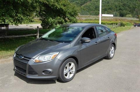 2013 Ford Focus SE Sedan for sale in Mansfield for $15,883 with 19,549 miles