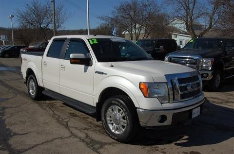2012 Ford F150 Crew Cab Pickup for sale in Mansfield for $34,973 with 29,123 miles