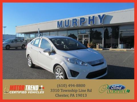 2012 Ford Fiesta SE Sedan for sale in Chester for $12,895 with 15,002 miles.