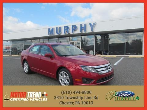 2010 Ford Fusion SE Sedan for sale in Chester for $14,295 with 20,158 miles.