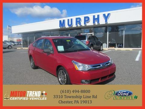 2010 Ford Focus SE Sedan for sale in Chester for $11,195 with 55,993 miles.