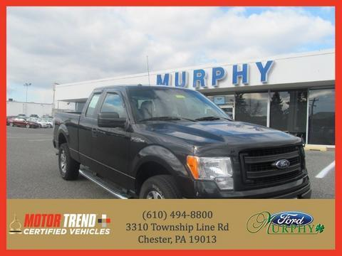 2013 Ford F150 STX Extended Cab Pickup for sale in Chester for $28,995 with 19,807 miles.