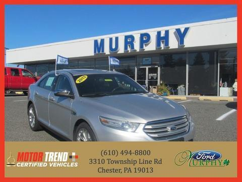 2013 Ford Taurus Limited Sedan for sale in Chester for $21,995 with 54,765 miles.