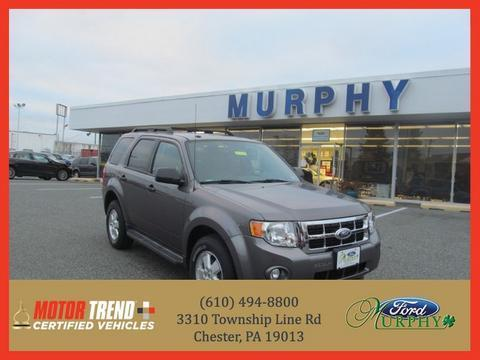 2011 Ford Escape XLT SUV for sale in Chester for $19,995 with 38,362 miles.