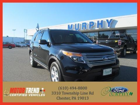 2012 Ford Explorer Base SUV for sale in Chester for $21,895 with 31,609 miles.