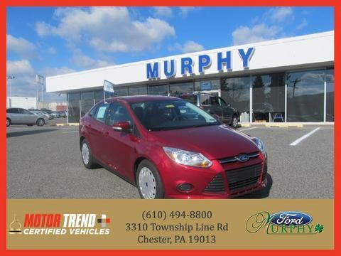 2013 Ford Focus SE Sedan for sale in Chester for $14,395 with 19,314 miles.