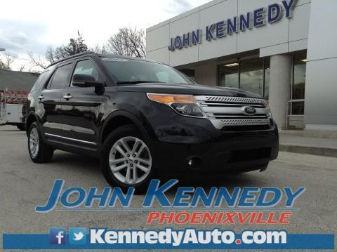 2013 Ford Explorer XLT SUV for sale in Phoenixville for $30,299 with 26,569 miles