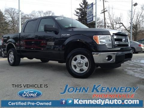 2014 Ford F150 XLT Crew Cab Pickup for sale in Phoenixville for $30,499 with 12,359 miles.