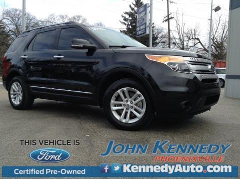 2015 Ford Explorer XLT SUV for sale in Phoenixville for $37,999 with 3,101 miles.