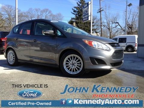 2013 Ford C-Max Hybrid SE Hatchback for sale in Phoenixville for $16,500 with 32,703 miles.