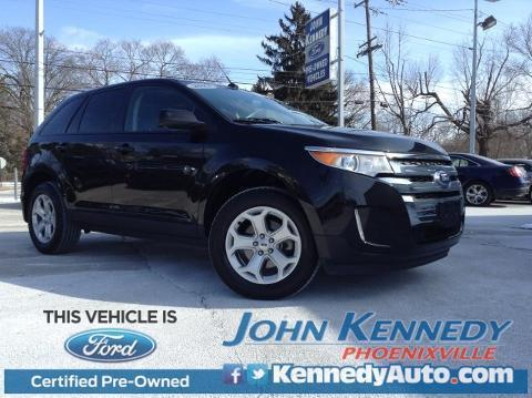 2013 Ford Edge SEL SUV for sale in Phoenixville for $24,550 with 28,958 miles