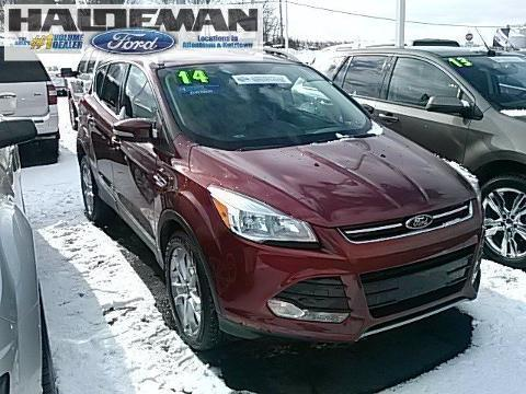2014 Ford Escape Titanium SUV for sale in Kutztown for $27,995 with 9,263 miles.