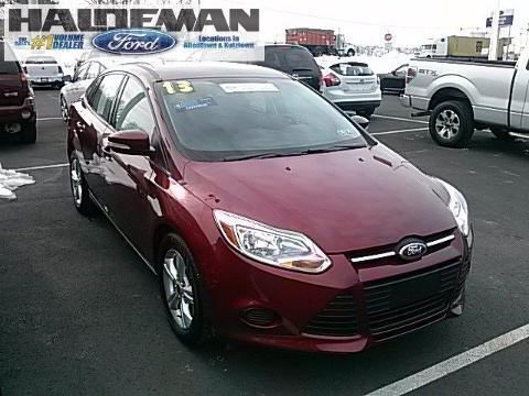 2013 Ford Focus SE Sedan for sale in Kutztown for $13,995 with 17,001 miles.