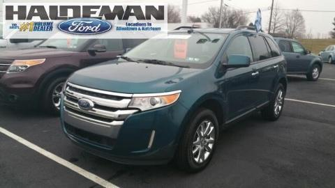 2011 Ford Edge SEL SUV for sale in Kutztown for $20,495 with 66,864 miles