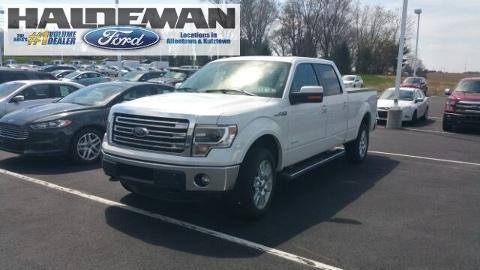 2013 Ford F150 Lariat Crew Cab Pickup for sale in Kutztown for $39,995 with 15,952 miles