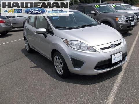 2011 Ford Fiesta SE Hatchback for sale in Kutztown for $10,995 with 29,644 miles.