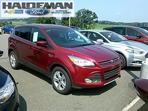 2014 Ford Escape SE SUV for sale in Kutztown for $19,295 with 26,909 miles.