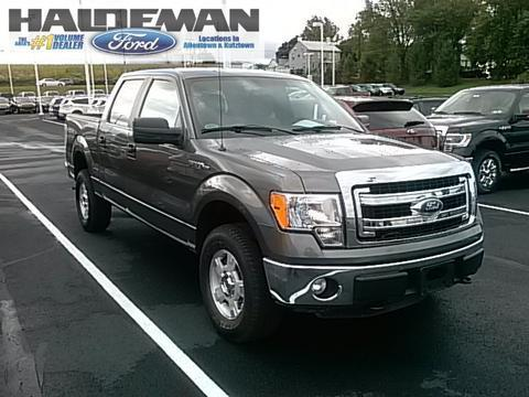 2014 Ford F150 XLT Crew Cab Pickup for sale in Kutztown for $29,995 with 15,272 miles.