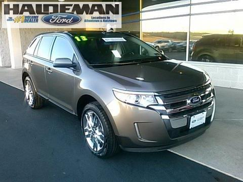2013 Ford Edge SEL SUV for sale in Kutztown for $24,795 with 41,514 miles.