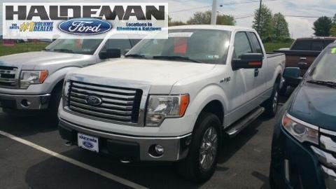 2011 Ford F150 XLT Extended Cab Pickup for sale in Kutztown for $28,495 with 23,274 miles