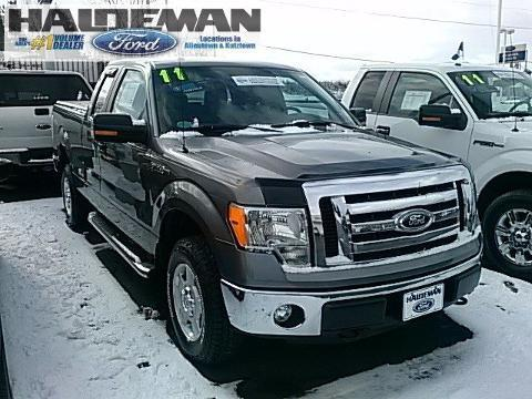 2011 Ford F150 XLT Extended Cab Pickup for sale in Kutztown for $26,395 with 52,417 miles.