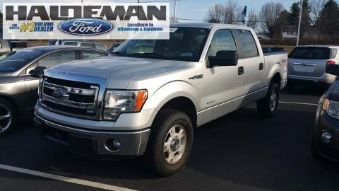 2013 Ford F150 XLT Crew Cab Pickup for sale in Kutztown for $30,495 with 30,634 miles