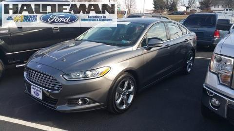 2013 Ford Fusion SE Sedan for sale in Kutztown for $19,995 with 16,870 miles