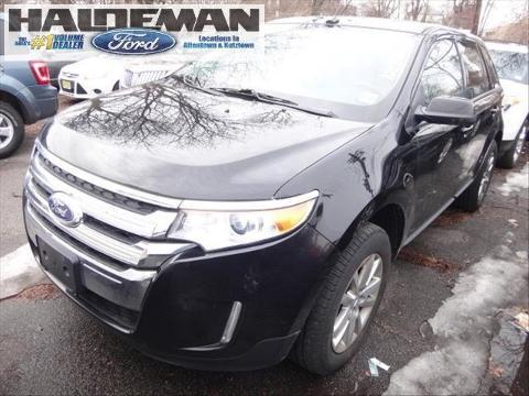 2012 Ford Edge SEL SUV for sale in Kutztown for $26,895 with 19,280 miles