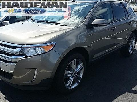 2012 Ford Edge SEL SUV for sale in Kutztown for $26,995 with 33,252 miles