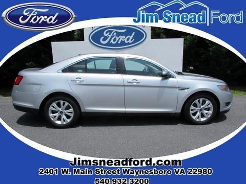 2011 Ford Taurus SEL Sedan for sale in Waynesboro for $16,480 with 38,678 miles.