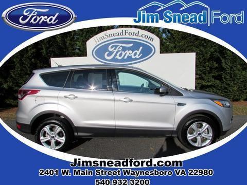 2014 Ford Escape SE SUV for sale in Waynesboro for $24,980 with 7,785 miles.