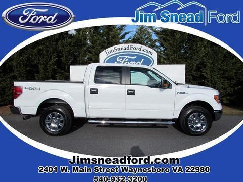 2011 Ford F150 XLT Crew Cab Pickup for sale in Waynesboro for $29,980 with 41,384 miles.