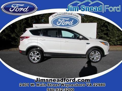 2013 Ford Escape SEL SUV for sale in Waynesboro for $21,980 with 36,761 miles
