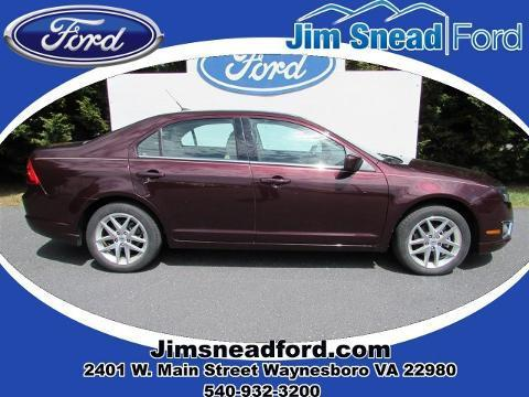 2012 Ford Fusion SEL Sedan for sale in Waynesboro for $16,980 with 45,014 miles