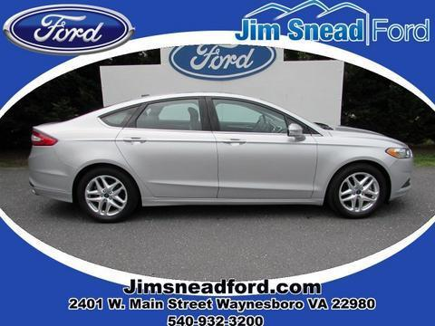2013 Ford Fusion SE Sedan for sale in Waynesboro for $16,980 with 31,933 miles.