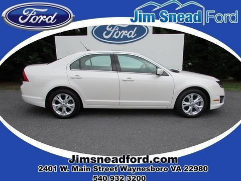2012 Ford Fusion SE Sedan for sale in Waynesboro for $16,980 with 9,712 miles.