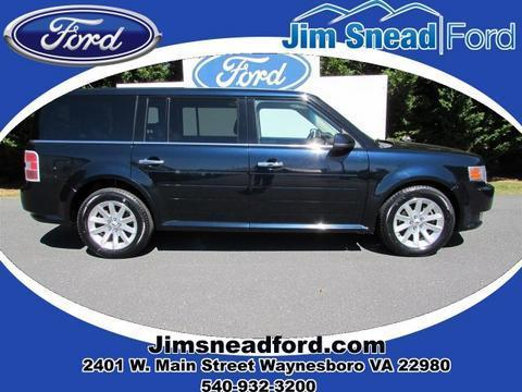2009 Ford Flex SEL SUV for sale in Waynesboro for $18,980 with 79,155 miles.