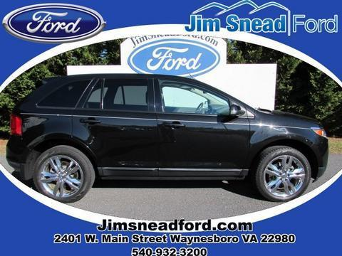 2013 Ford Edge SEL SUV for sale in Waynesboro for $27,980 with 23,140 miles.