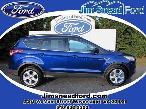 2014 Ford Escape SE SUV for sale in Waynesboro for $24,980 with 17,838 miles.