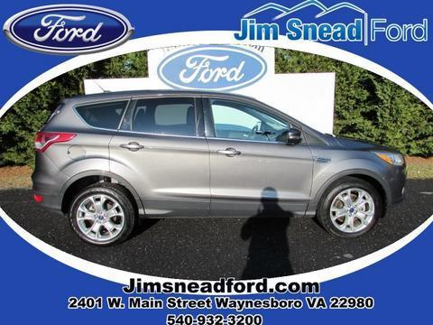2013 Ford Escape SEL SUV for sale in Waynesboro for $24,980 with 29,130 miles.