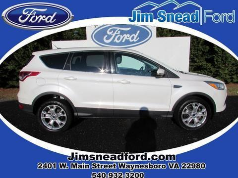 2013 Ford Escape SEL SUV for sale in Waynesboro for $21,980 with 30,505 miles
