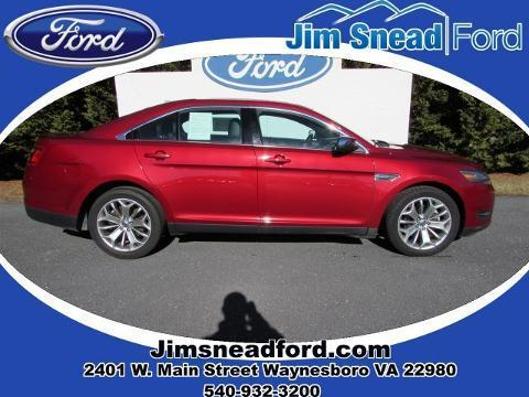 2014 Ford Taurus Limited Sedan for sale in Waynesboro for $24,980 with 20,145 miles.