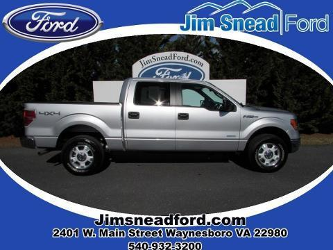 2014 Ford F150 XLT Crew Cab Pickup for sale in Waynesboro for $32,980 with 17,777 miles.
